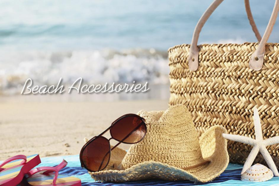 Summer Hats and Beach Accessories
