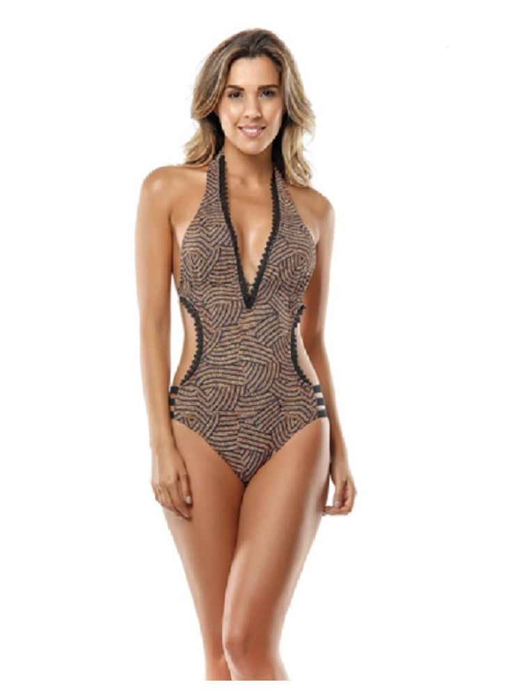 Art Monokini by Paradizia Swimwear