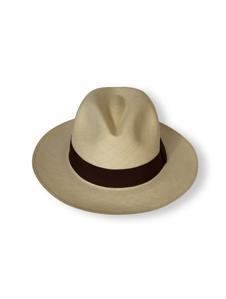 Natural Color Classic Panama Hat