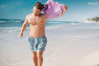 Swim shorts for men